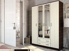 Шкафы с распашными дверьми