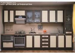 """Кухня """"Мария штапик"""" 3,6 м. - фото 6984"""