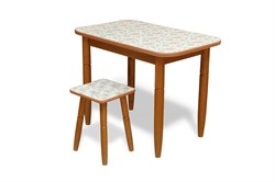 Стол кухонный прямоугольный 1,0х0,6 - фото 7390