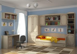 """Мебель для детской """"Мийа 3"""" Патина - фото 8823"""