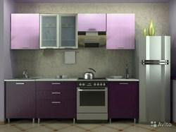 "Модульная кухня ""Азалия"" Лаванда-Виола - фото 8867"