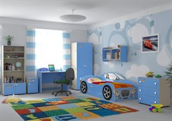 "Детская комната ""Юниор-Турбо"" исполнение 1 - фото 9931"