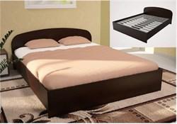Кровать ЛДСП (А) - фото 9983