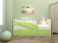 """Кровать """"Дельфин"""" 1.6 метра"""