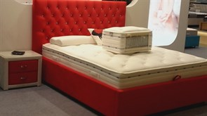 """Кровать """"Грация"""" с подъёмным механизмом"""