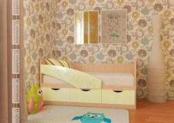 """Кровать """"Бабочки"""" 1.8 метра"""