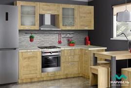 """Набор кухонной мебели """"Ника-2/Квадро"""" 2,4*1,0 м."""