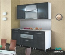 "Набор кухонной мебели ""Ника-1/Мыло 224"" 2,0 м. исп.2"