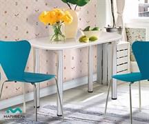 Стол обеденный овальный 0,8м.