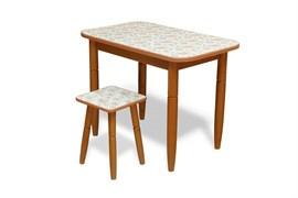 Стол кухонный прямоугольный 1,2х0,6