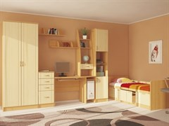 Стенка в детскую комнату Юниор-2