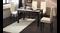 Стол кухонный раскладной со стеклом «Диез Т7» С-326 - фото 6804