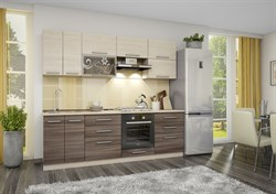 "Кухня ""Оливия"" общая длина 2,4 м. - фото 10744"