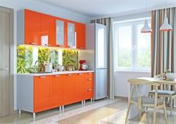 """Кухня """"Модерн"""" Оранж. - фото 10927"""