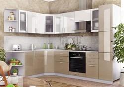 "Кухня МДФ ""ДИАЛ  "" 2м х 2,8м - фото 11034"