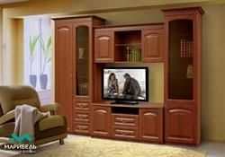 """Набор мебели для гостиной """"Гармония-4"""" - фото 11318"""