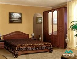 """Набор мебели для спальни """"Ивушка-5"""" - фото 11357"""