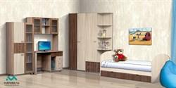 """Набор мебели для детской """"Юниор-6"""" - фото 11430"""