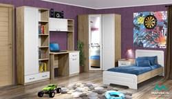 """Набор мебели для детской """"Юниор-7"""" - фото 11431"""