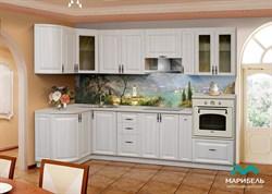"Набор кухонной мебели ""Ника-1/Веста"" 1,33*2,8 м. - фото 11442"