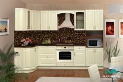 "Набор кухонной мебели ""Ника-1/Кантри"" 1,33*2,8 м. - фото 11449"