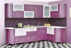 """Набор кухонной мебели """"Ника-1/Мыло 128"""" 2,7*1,5 м. - фото 11461"""