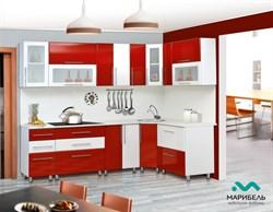 """Набор кухонной мебели """"Ника-1/Мыло 224"""" 2,6*1,6 м. - фото 11462"""
