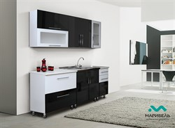 """Набор кухонной мебели """"Ника-1/Мыло 224"""" 2 м. - фото 11475"""