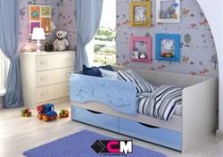 """Детская кровать """"Алиса"""" 1,6 - фото 11563"""
