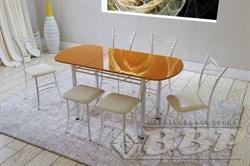 Столы раздвижный МДФ - фото 12157