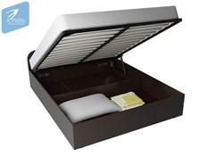 Кровать ЛДСП с подъёмным механизмом - фото 14347