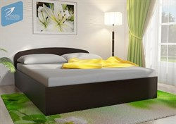 Кровать ЛДСП с подъёмным механизмом - фото 14348