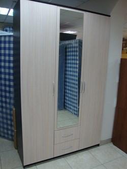 Шкаф 3-х створчатый Сабрина - фото 14507
