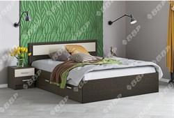 Кровать Жаклин с ящиками - фото 14612