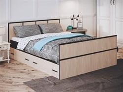 """Кровать с ящиками """"Сакура"""" - фото 15281"""