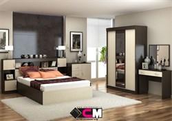 """Кровать """"Бася"""" с прикроватным блоком - фото 15818"""