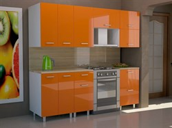 """Кухня """"Оранж"""" - фото 4109"""