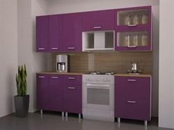 "Кухня ""Фиолет"" - фото 4119"