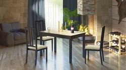 Обеденный раздвижной стол со стеклом «Диез Т11» С-343 - фото 6805