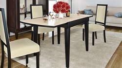 Обеденный раздвижной стол со стеклом «Танго Т1» С-361 - фото 6807