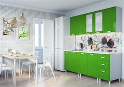 "Кухня ""Модерн"" Олива 1,7м. - фото 7084"