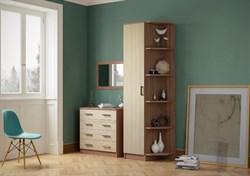"""Купите торцевой шкаф """"СОЛО"""" в интернет-магазине мебели """"Альтаир24"""""""