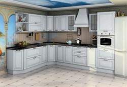 """Кухня """"Кантри"""" Белый дуб - фото 8585"""