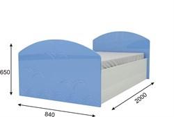 """Кровать """"Кораблик"""" - фото 9091"""
