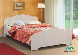 Кровать двойная ЛДСП