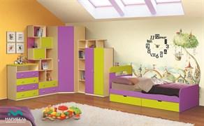 """Набор мебели для детской """"Юниор-2"""""""