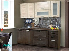 """Набор кухонной мебели """"Ника-2/Квадро"""" 2,0 м."""
