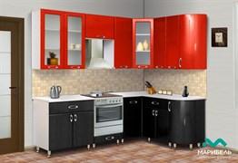 """Набор кухонной мебели """"Ника-1/Мыло 128"""" 2,4*1,5 м."""