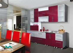 """Набор кухонной мебели """"Ника-1/Мыло 224"""" 2,6 м."""