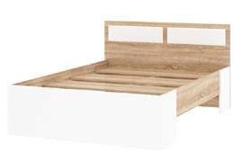 """Кровать """"Беатрис 1400"""" сонома"""